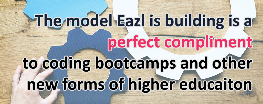Eazl is Changing Higher Education